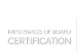 Importance of Board Certification Hover Paul E. Miller, DDS, PC Quincy, IL